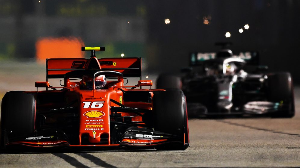 RACE HIGHLIGHTS: 2019 Singapore Grand Prix