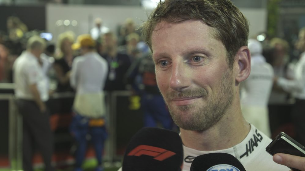 Romain Grosjean: 'There was no more room for me'