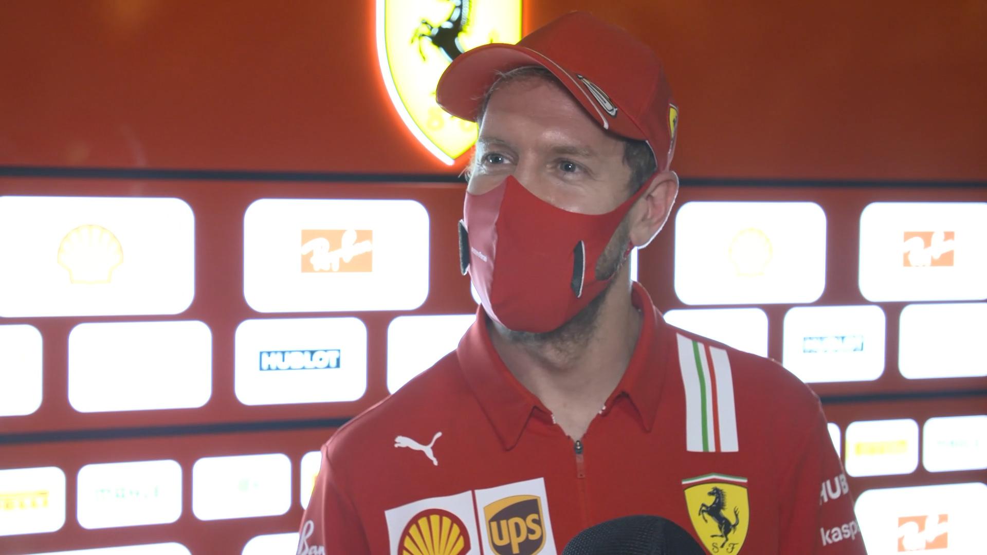 Sebastian Vettel thinks Bahrain's Outer Track is 'too short'