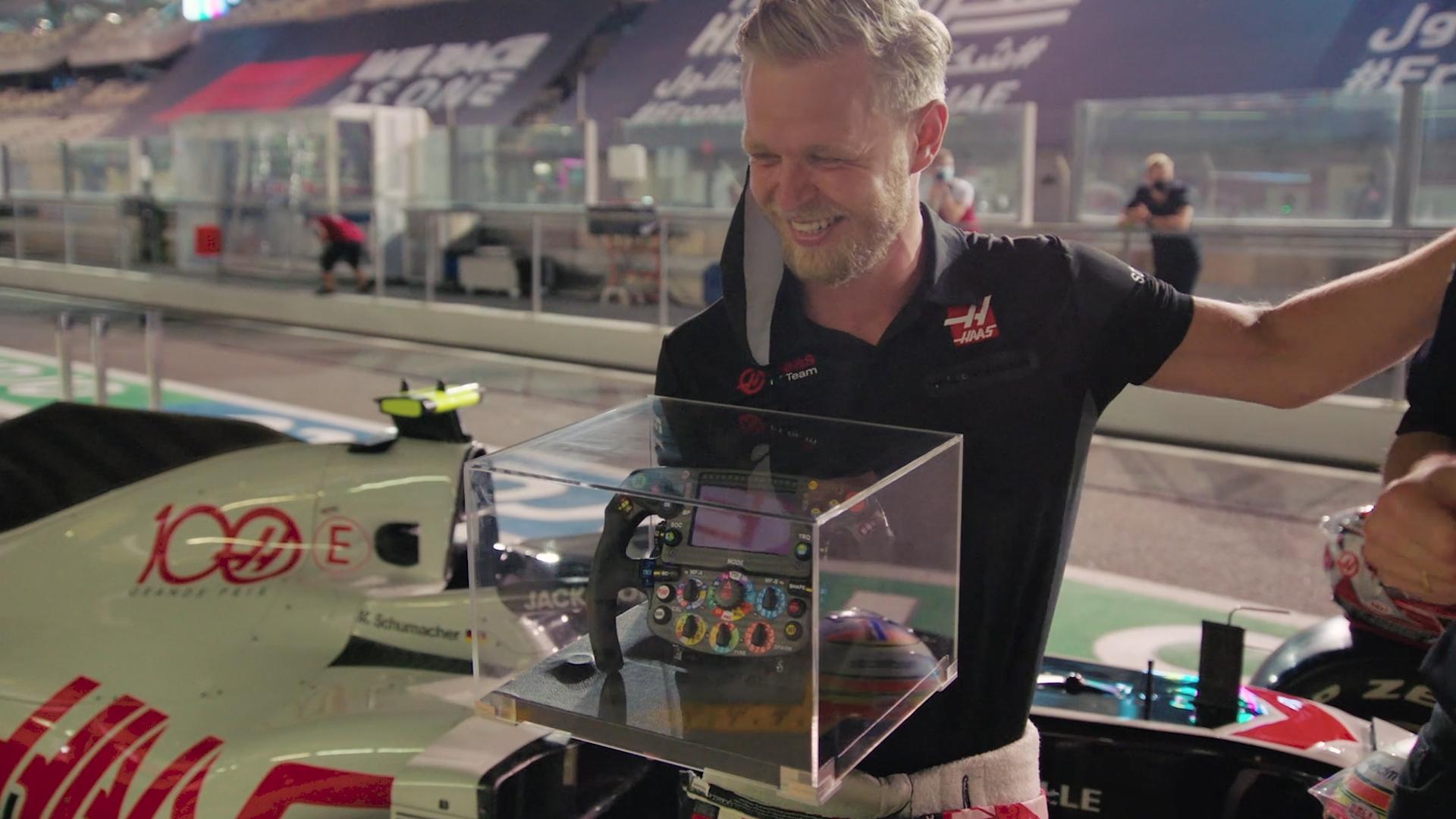 2020 Abu Dhabi Grand Prix FP1: Haas say goodbye to Kevin Magnussen