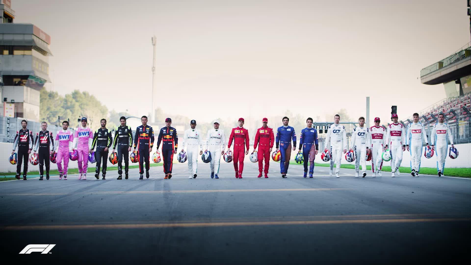 Formula 1 2020: A season like no other