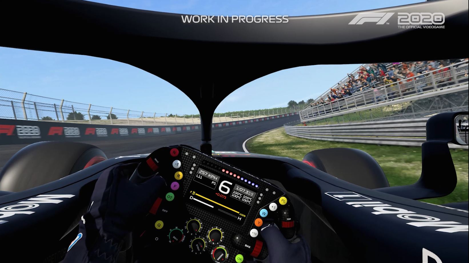 WATCH: First look at gameplay footage of Zandvoort on the F1 2020 ...