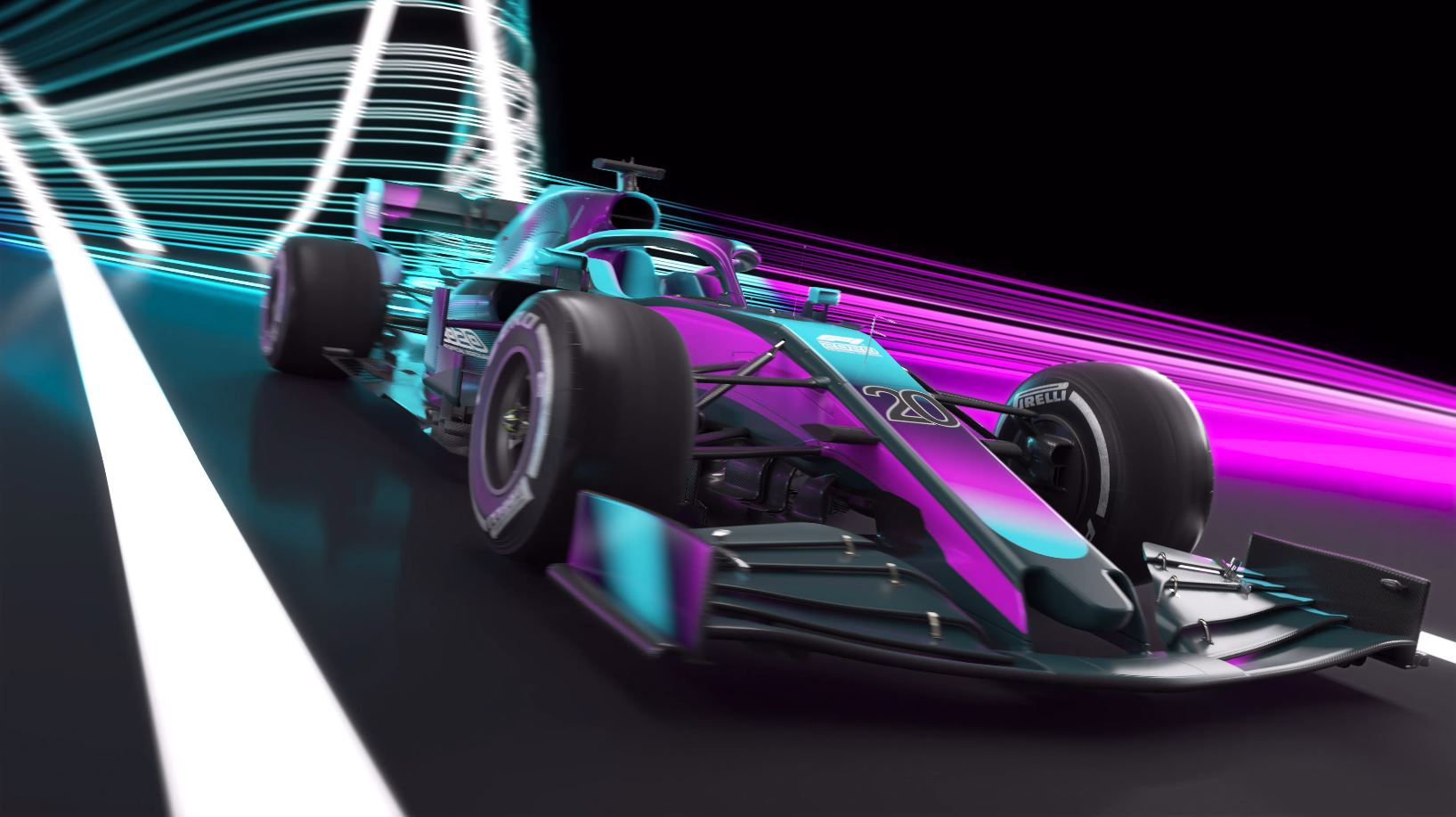 Be The Grid S 11th Team With The New F1 2020 Videogame