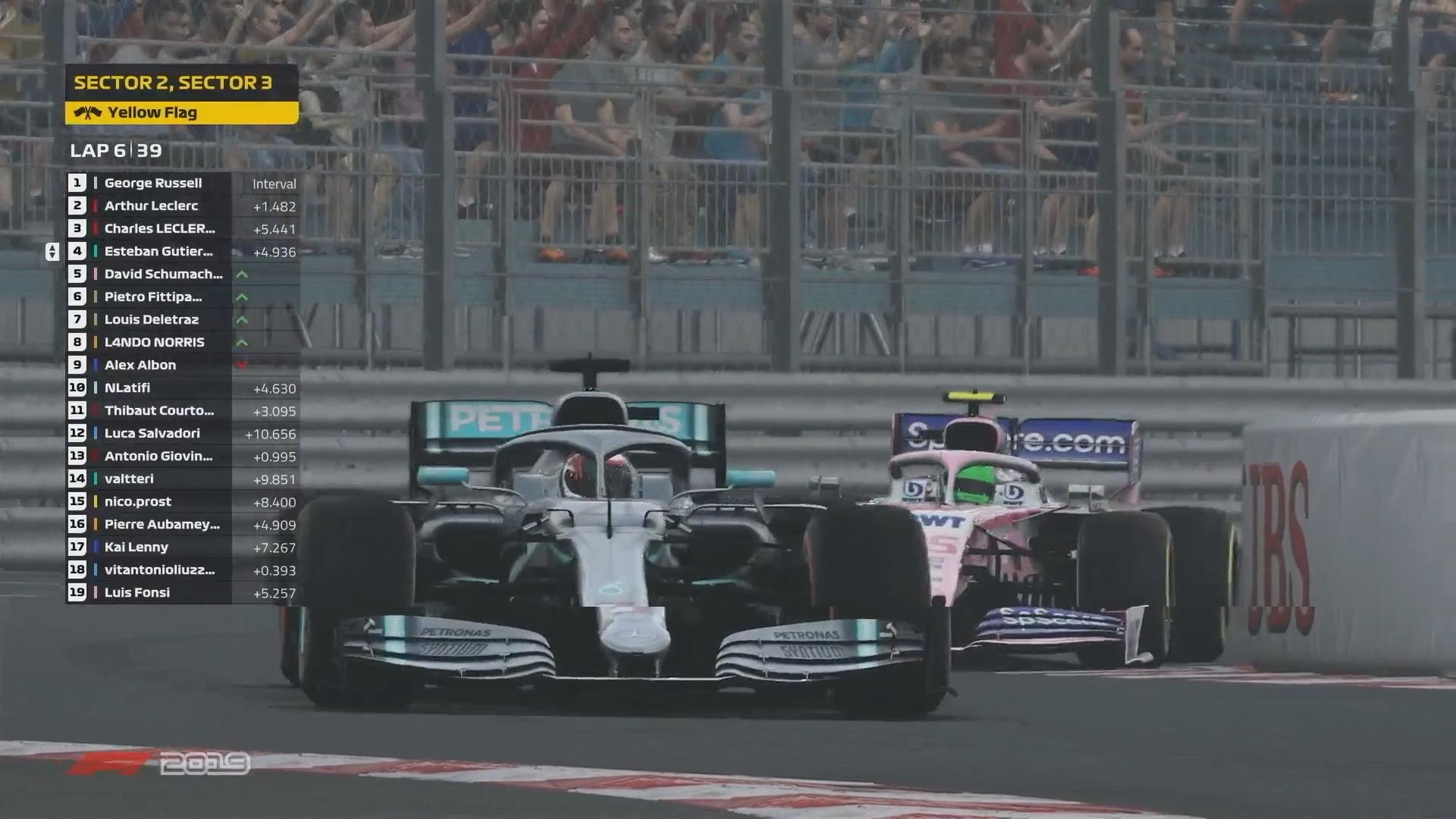 Highlights: F1 Esports - Monaco Virtual GP