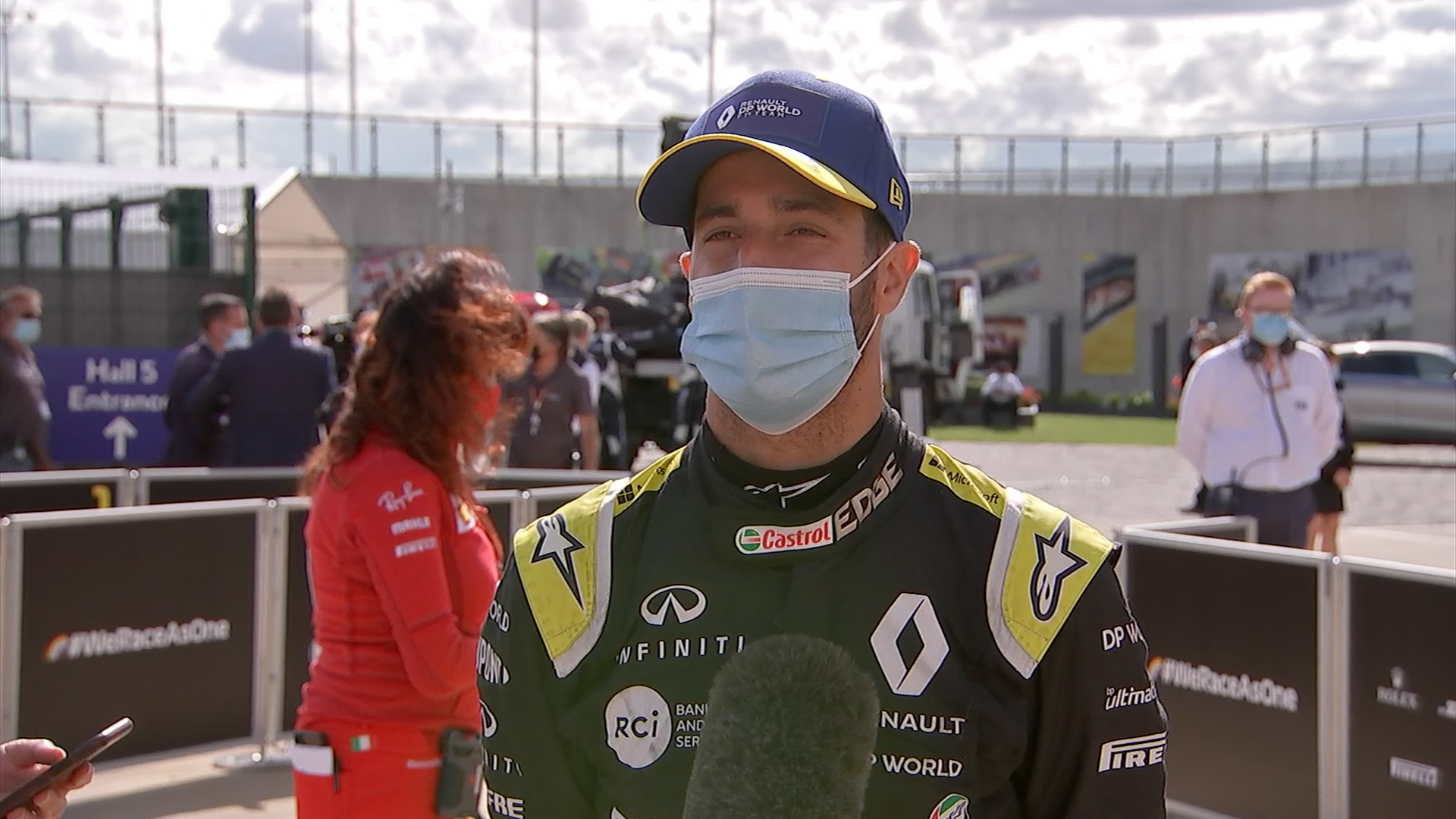 Daniel Ricciardo happy with Renault's 'big points'