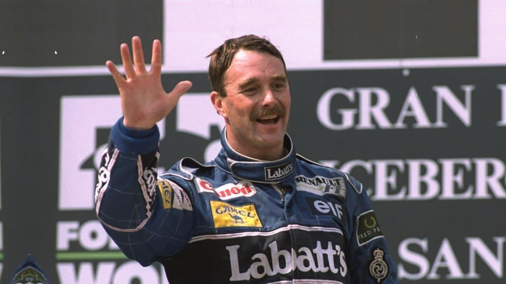 Top 10: Momentos de brillantez de Nigel Mansell