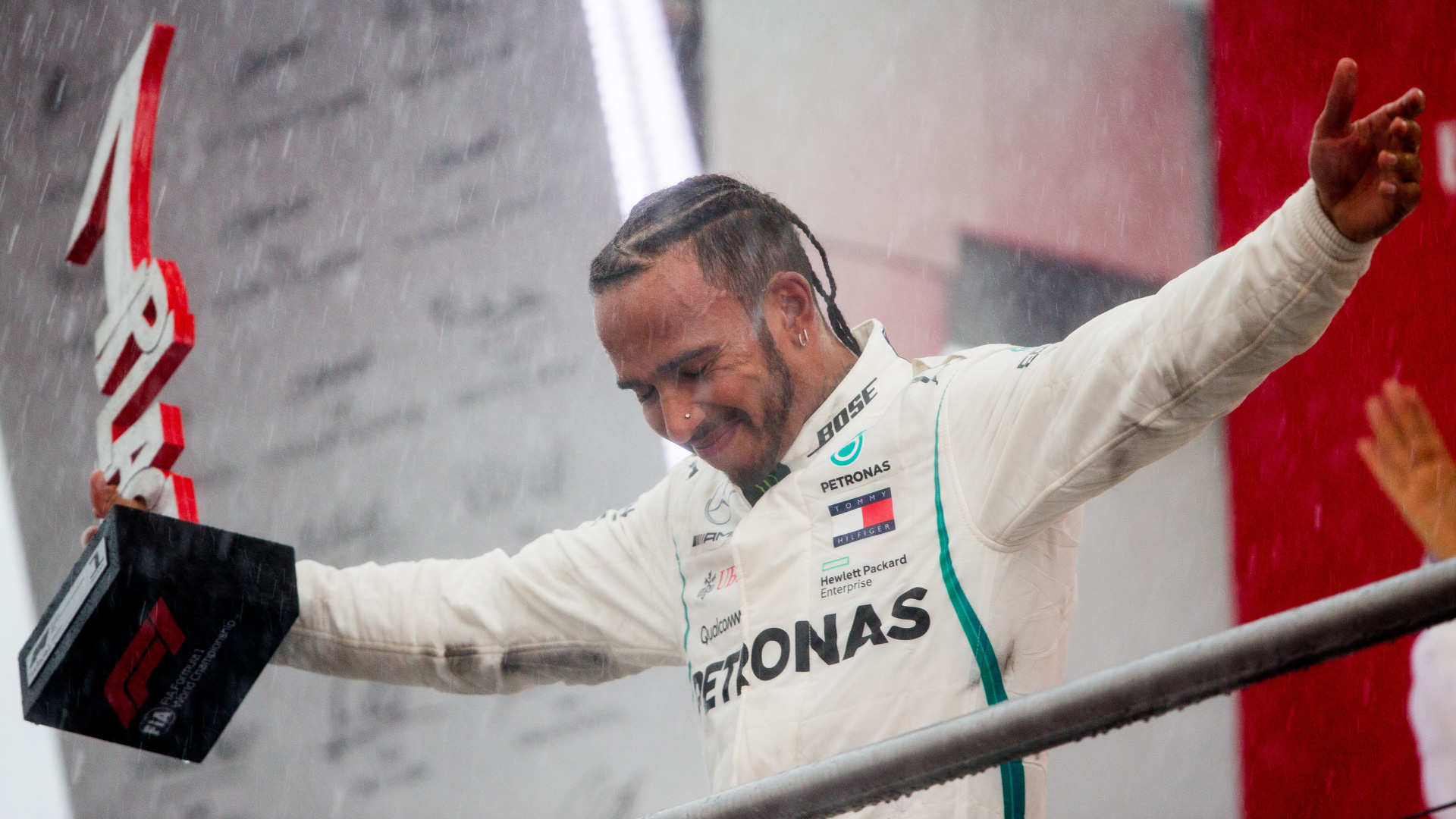 Top 10: Moments of Lewis Hamilton Brilliance