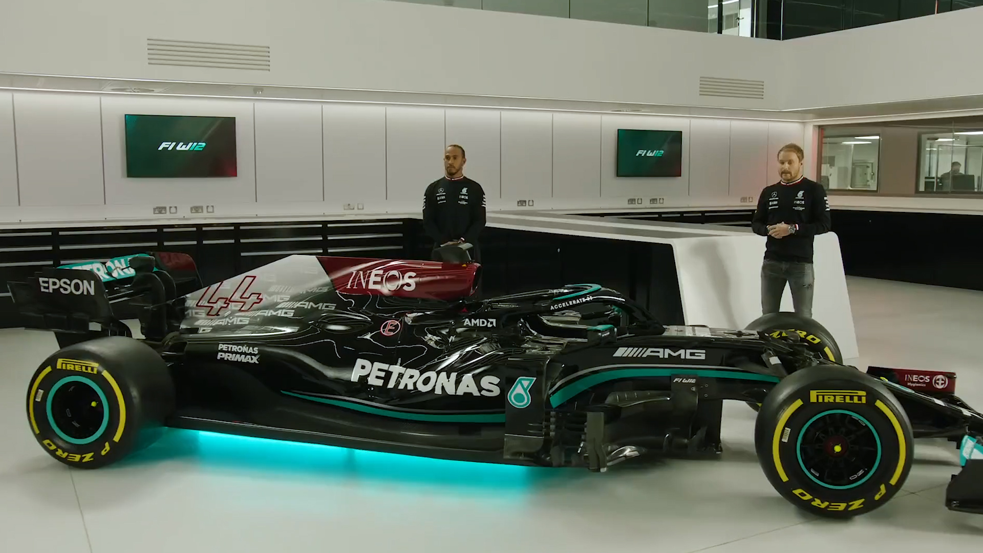 Best bits from the Mercedes 2021 car launch