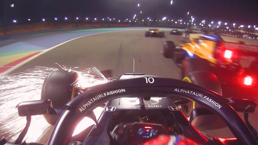 Los 10 mejores momentos a bordo: GP de Baréin 2021