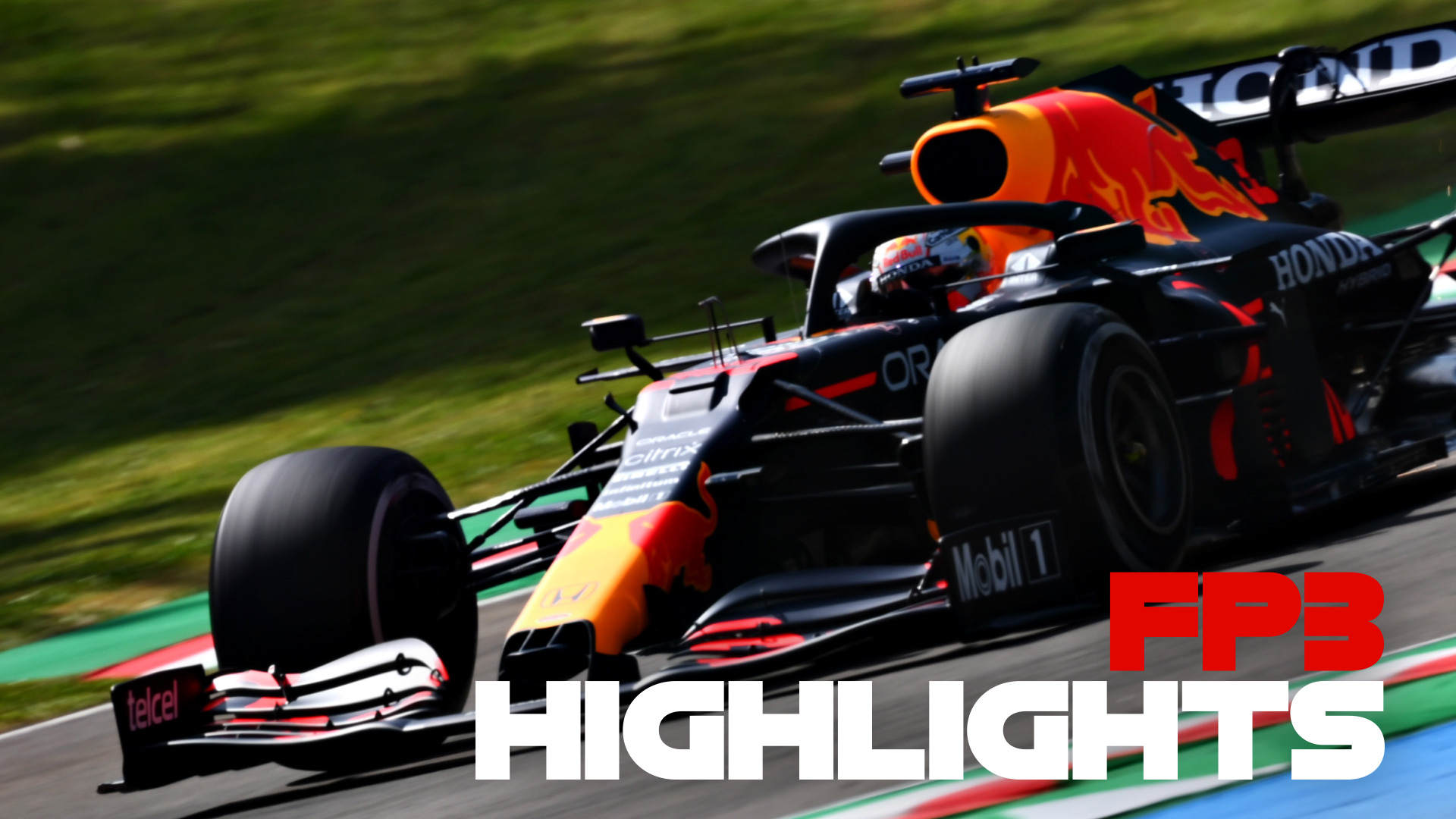 Emilia Romagna Grand Prix FP3 highlights: Watch all the action from final practice in Imola | Formula 1®