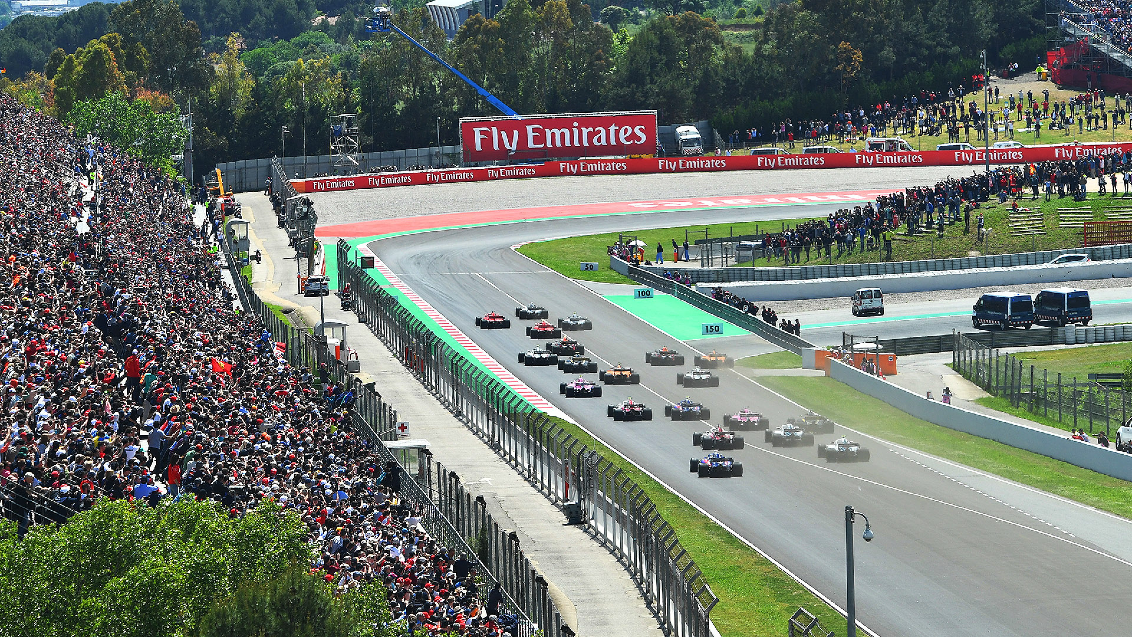 F1 Schedule 2019 - Official Calendar of Grand Prix Races