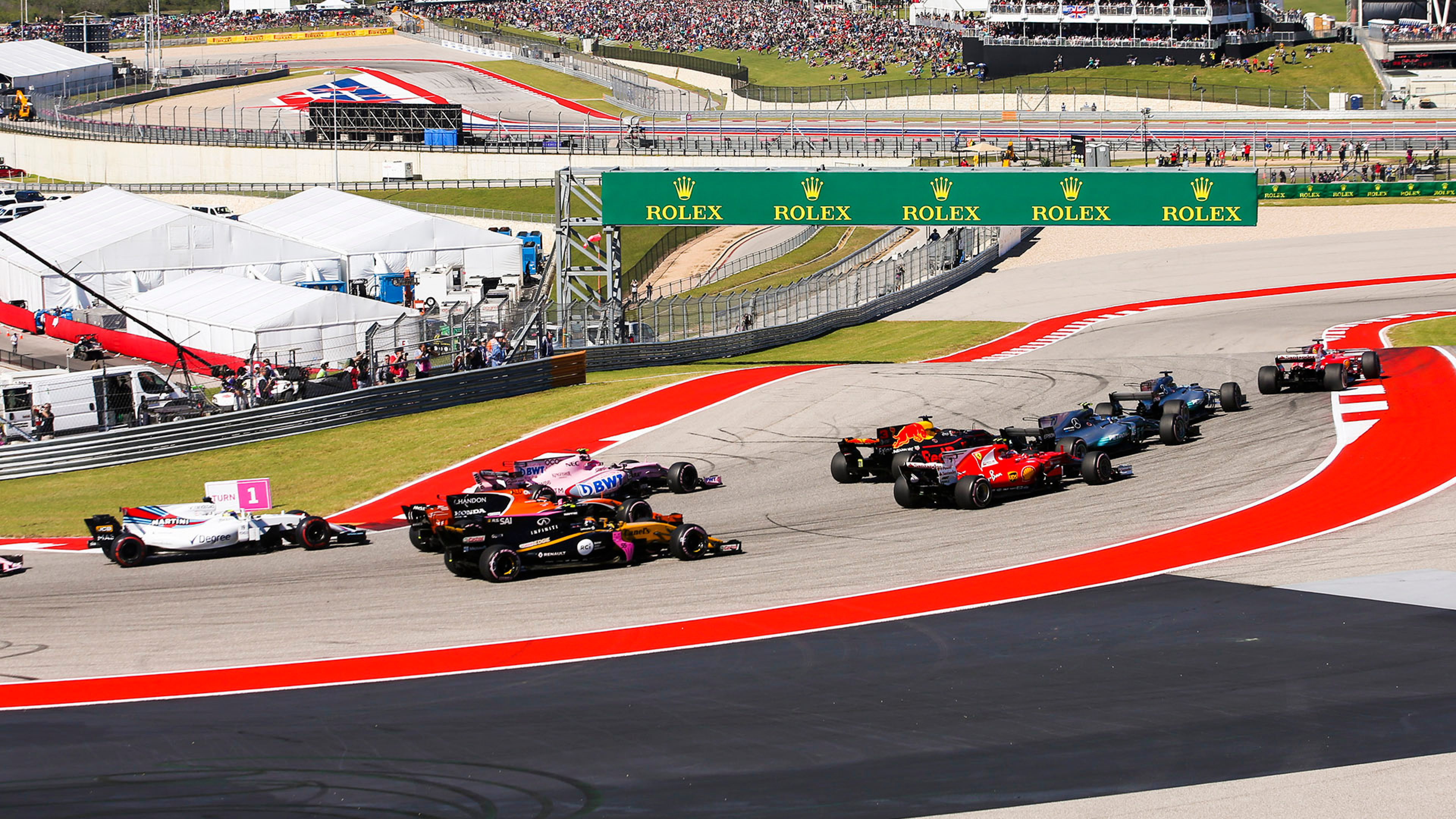 United States Grand Prix >> United States Grand Prix 2019 F1 Race