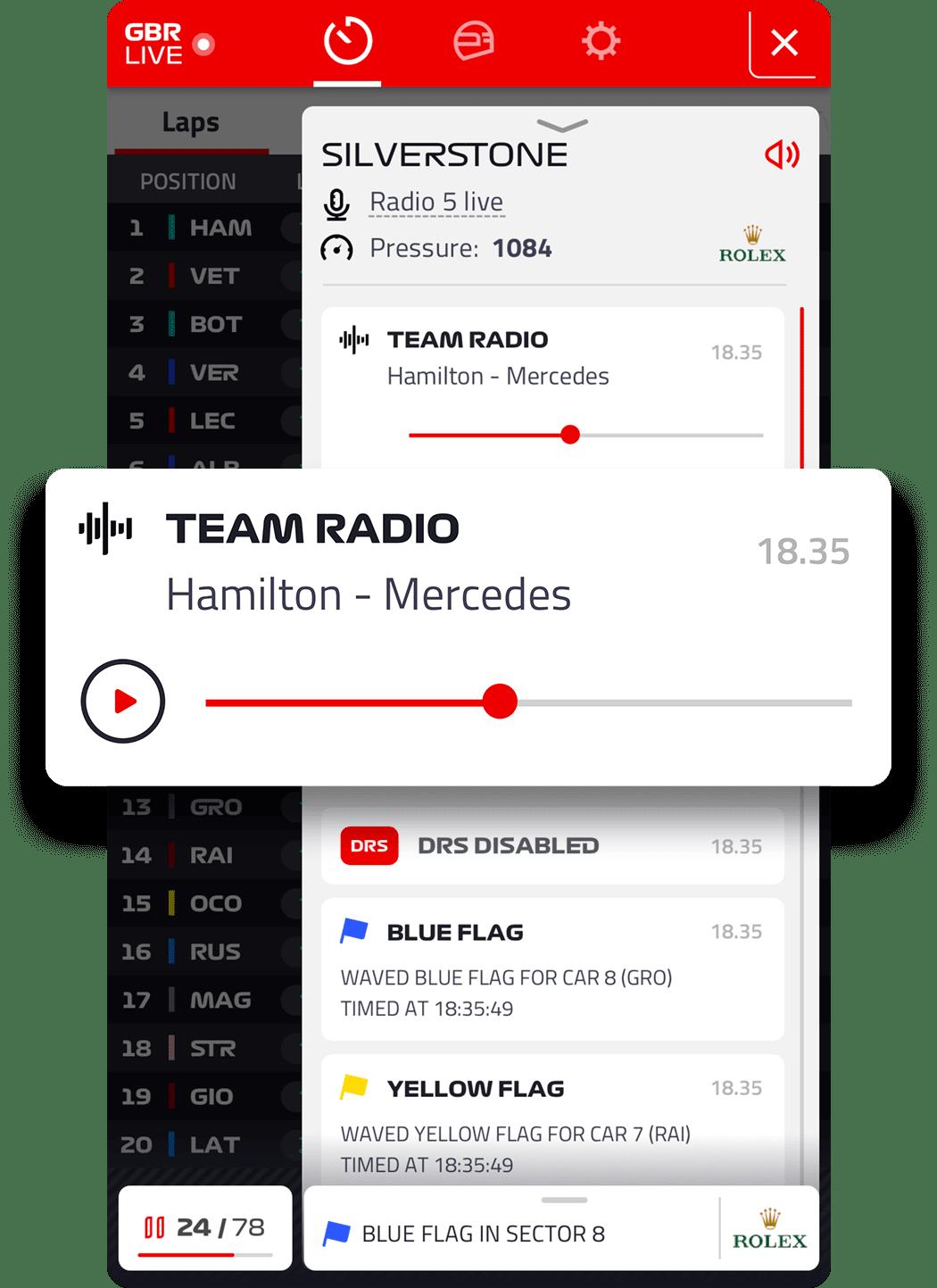 Stream Formula 1 live | F1 TV