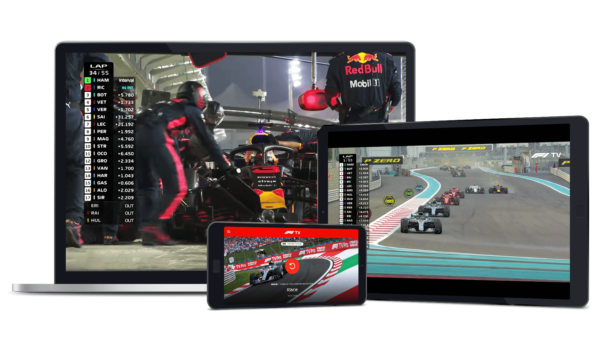 formula 1 streaming live free french