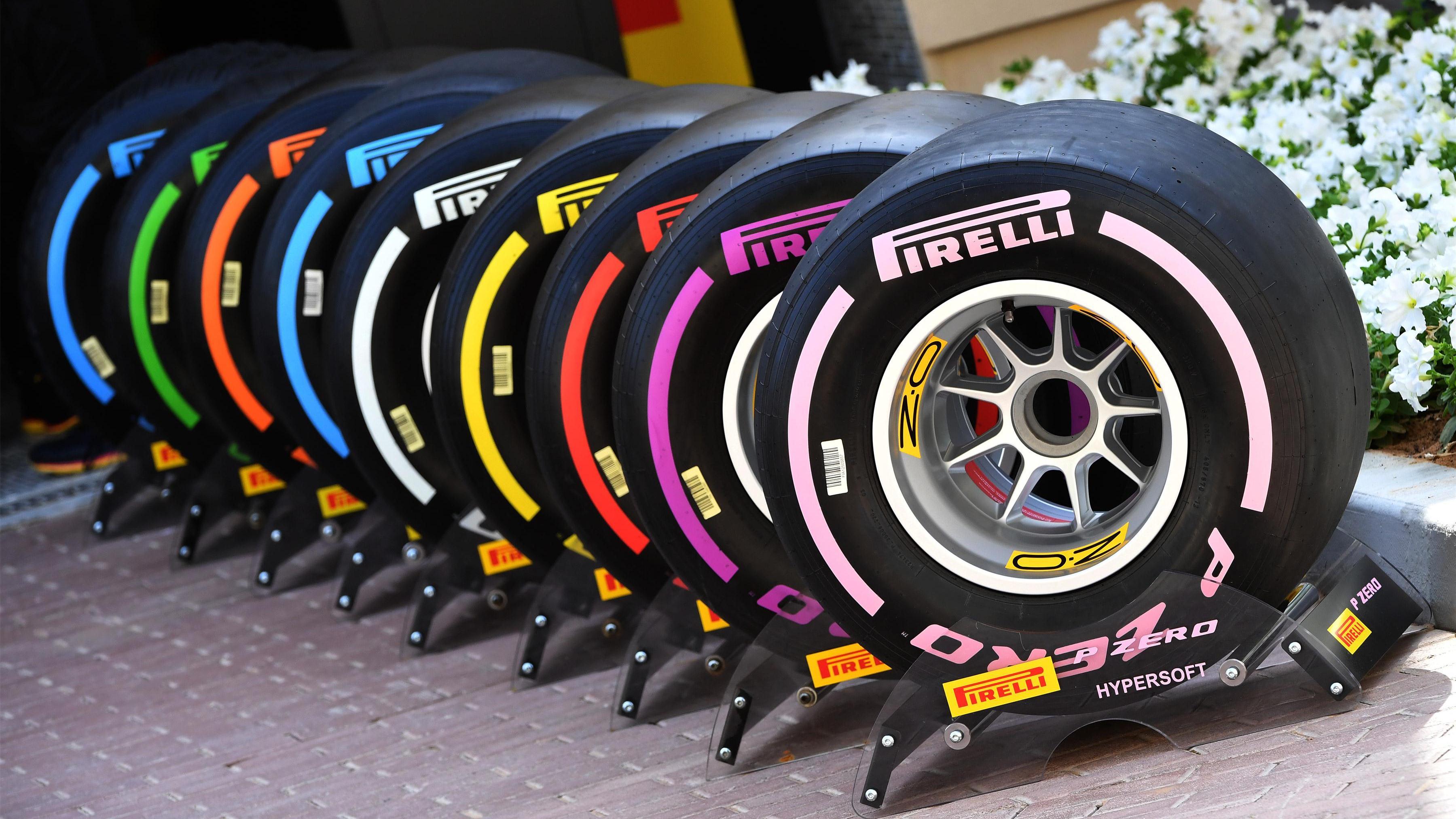 e3901b33615ac Pirelli reduces tread depth for Barcelona