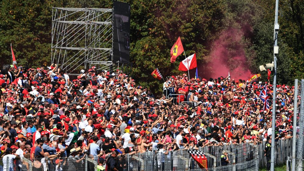 F1 attendance figures hit four million in 2017