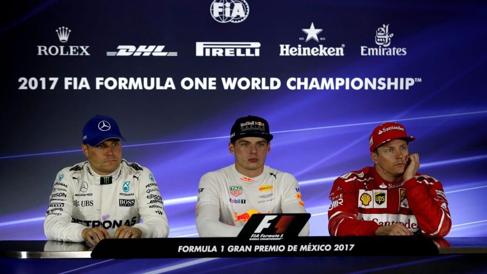 d1c06b6ff9b FIA post-race press conference - Mexico