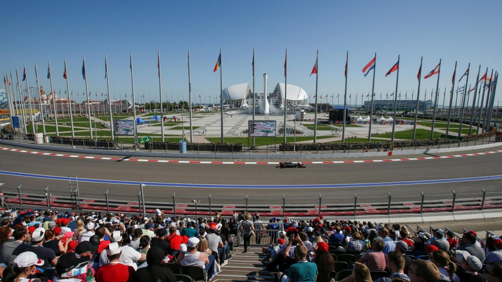 Russian Grand Prix 2018 Preview The Stats And Info You Need