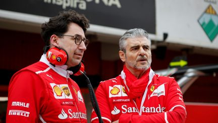 Arrivabene replaced as Ferrari team principal by Binotto
