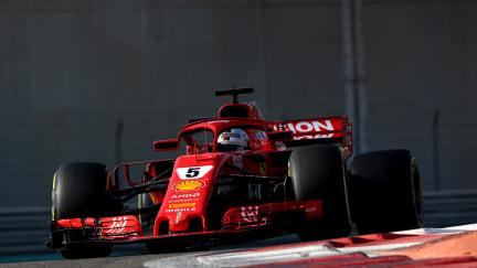 Formula One Testing