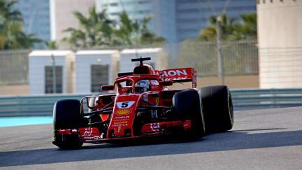 F1 Testing: Kimi Raikkonen, George Russell make 2019 team debuts