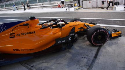 McLaren hire new boss as reshuffle goes on