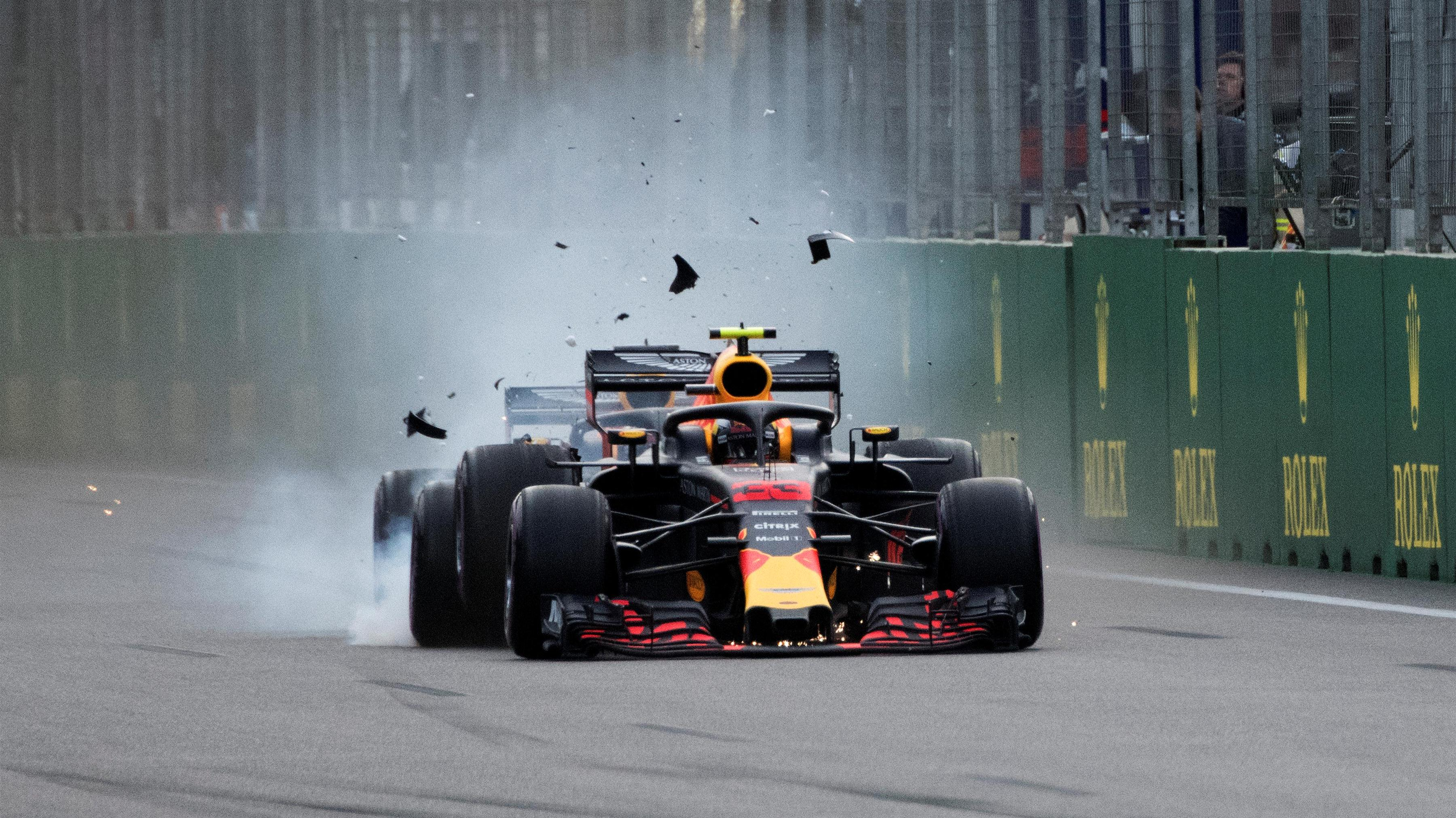 Horner: Ricciardo and Verstappen both to blame for clash