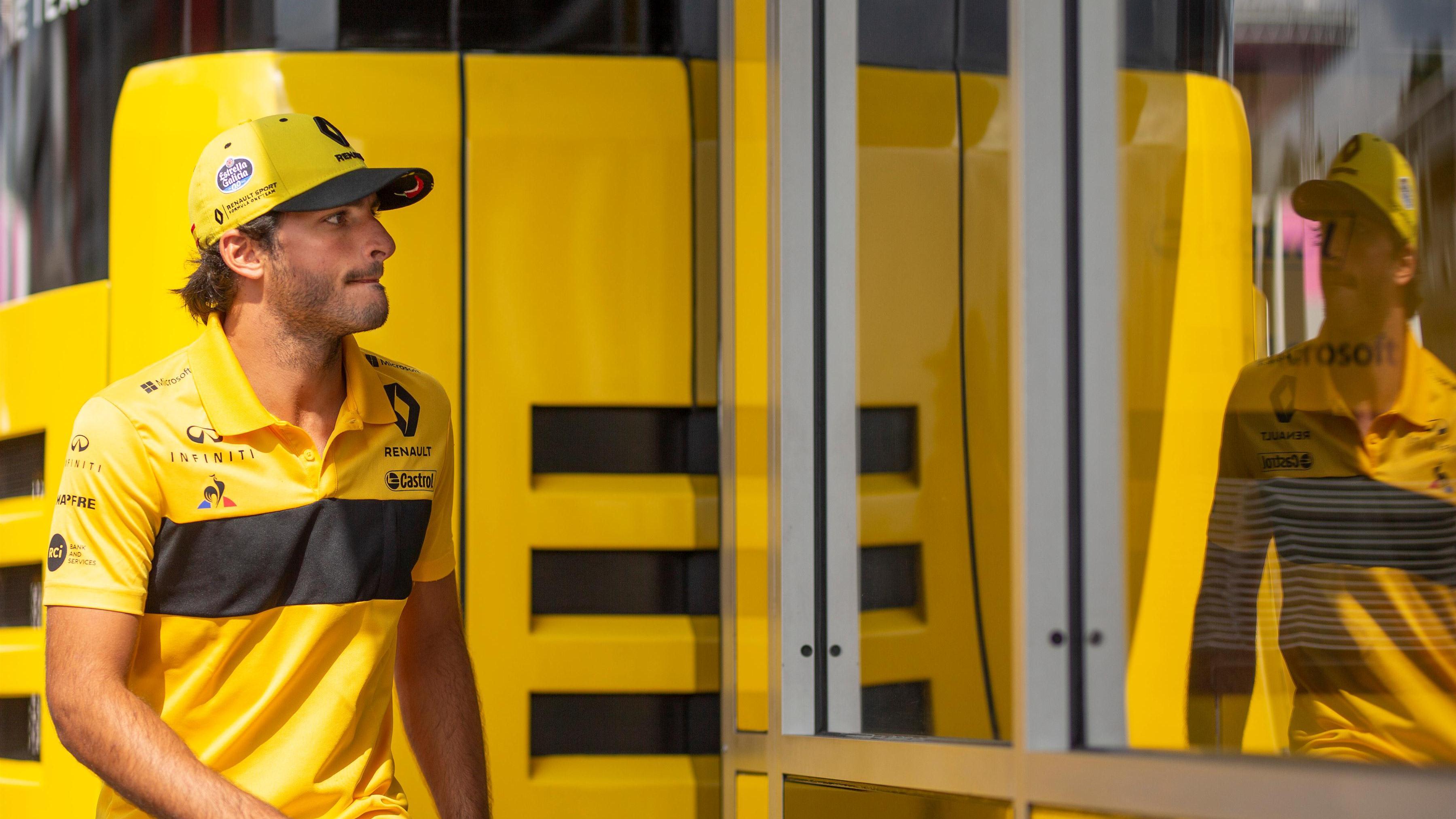 Mclaren Bound Sainz Owes F1 Career To Red Bull
