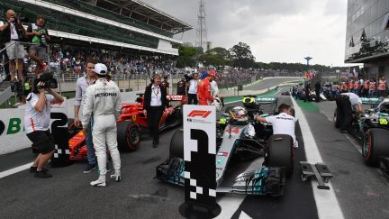 Formula One reports global rise in TV and digital audience in 2018