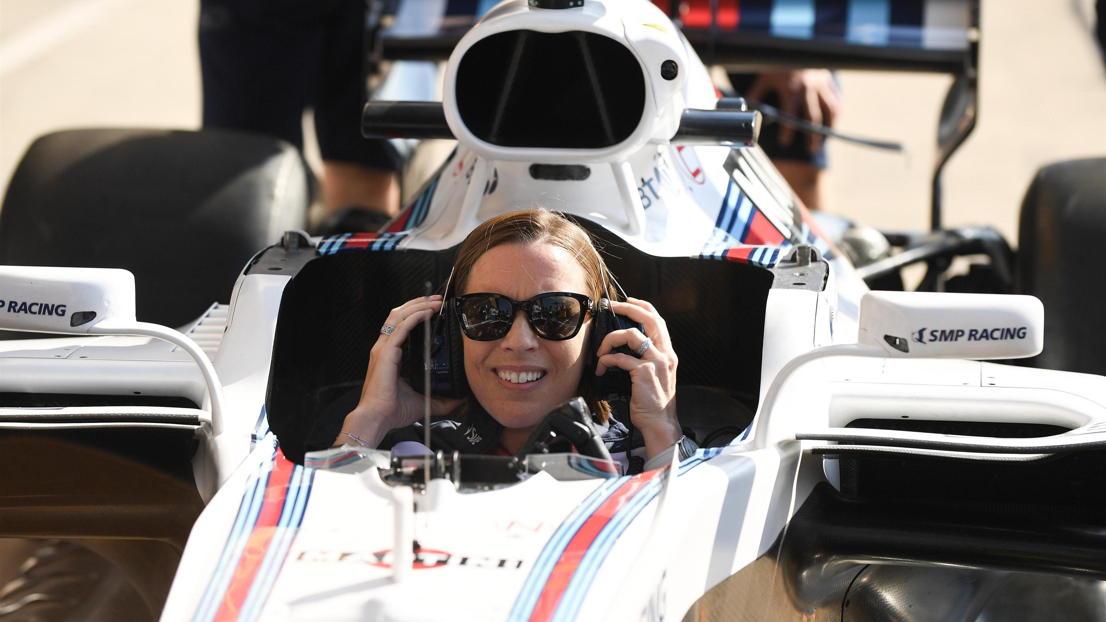 Claire Williams On The Team S Difficult 2018 Formula 1
