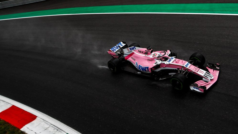 Force India aim to repeat best of the rest form at Monza