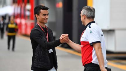 Pascal Wehrlein accepts Ferrari role
