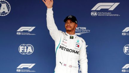 Hamilton surprised by Ferrari fade as title looms