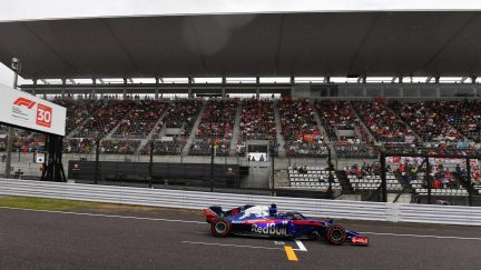 Hartley relieved to qualify in P6 after