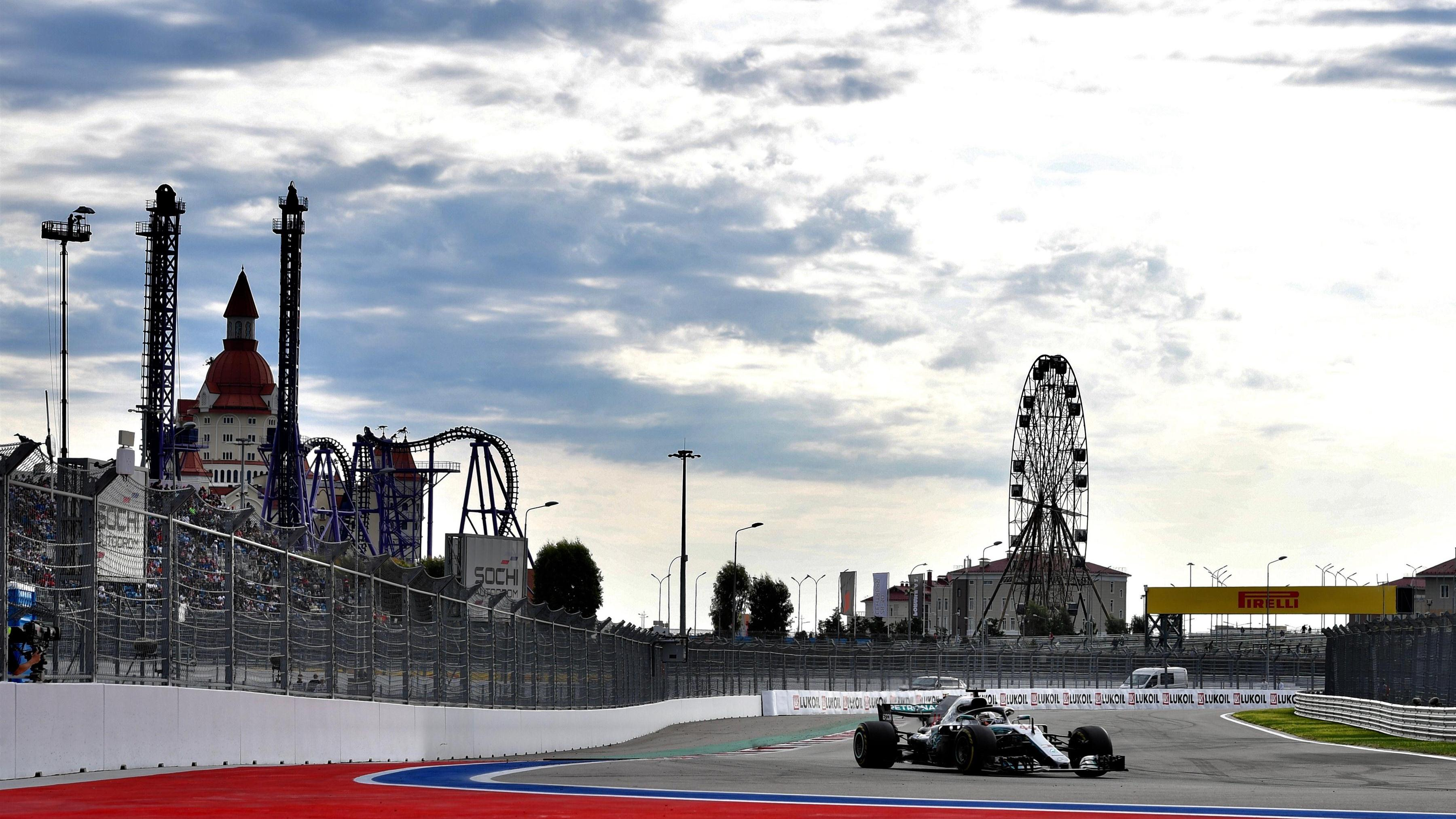 WINNERS AND LOSERS – Russian Grand Prix edition