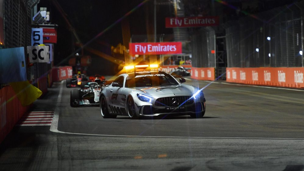 selezione migliore a4021 dd37c AS IT HAPPENED - Formula 1 2018 Singapore Airlines Singapore ...