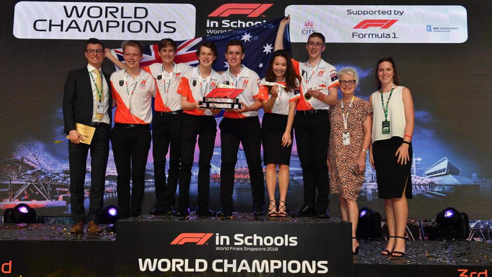 F1 in Schools World Finals 2018