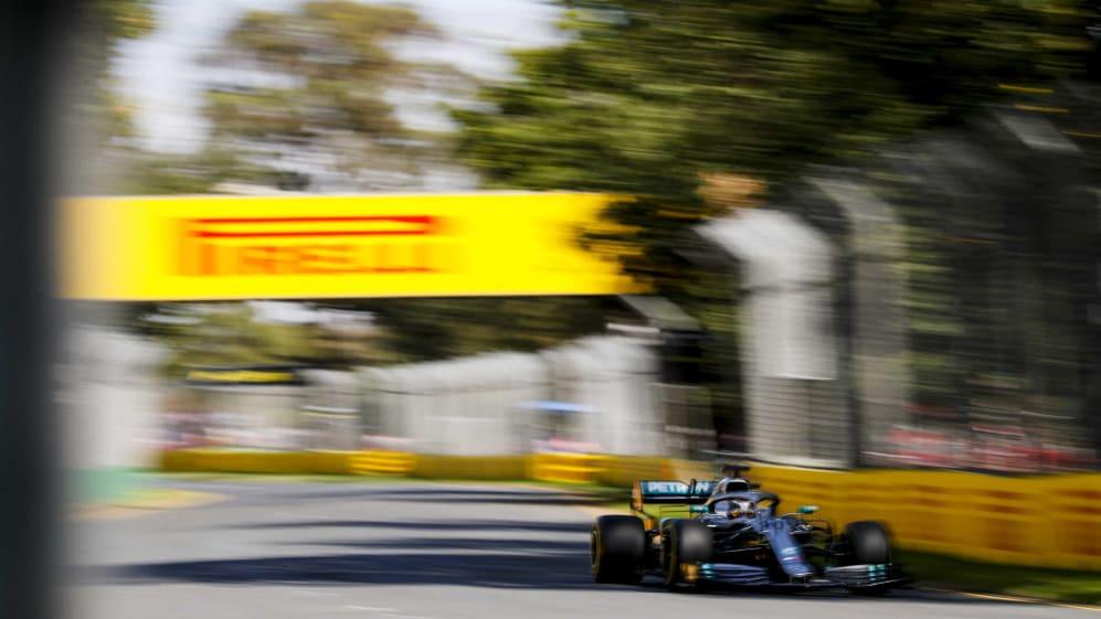 2019 Australian GP