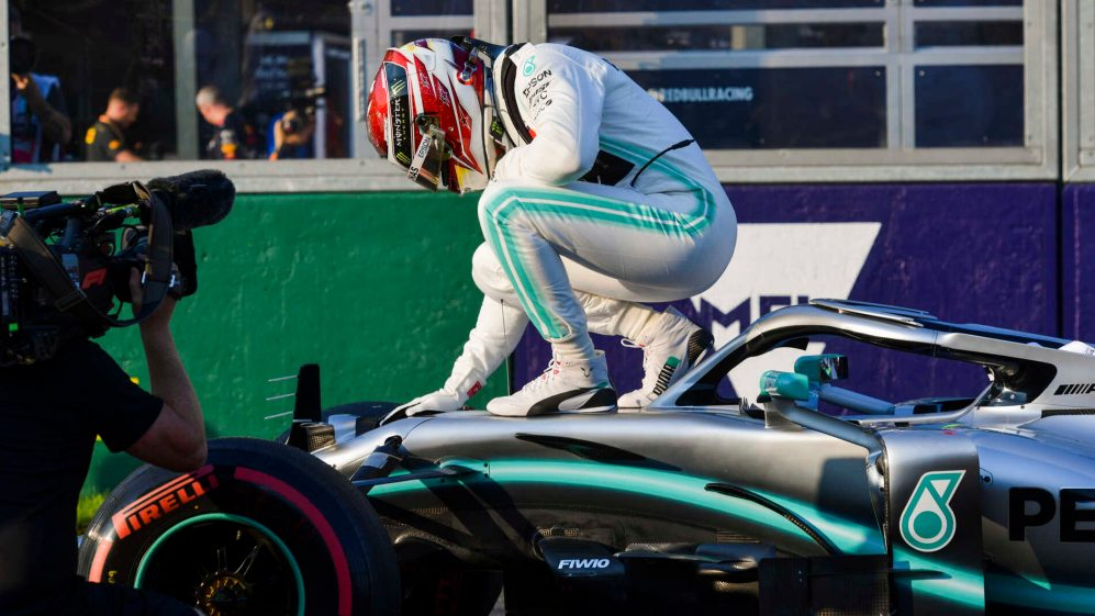 Australian Grand Prix 2019 - Qualifying facts and stats