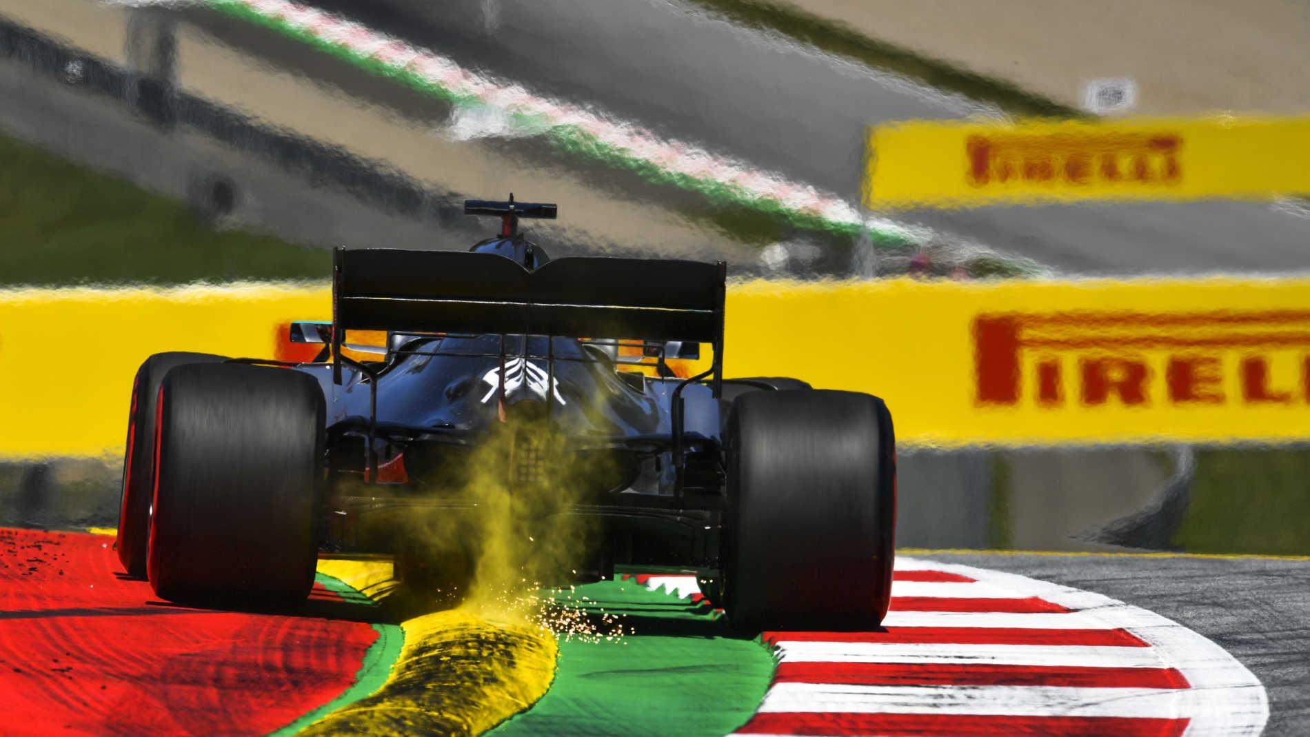 Live Coverage Second Practice In Austria Formula 1