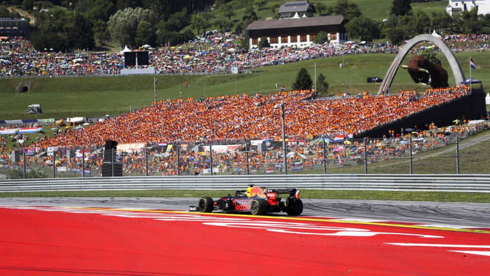 2019 Austrian GP