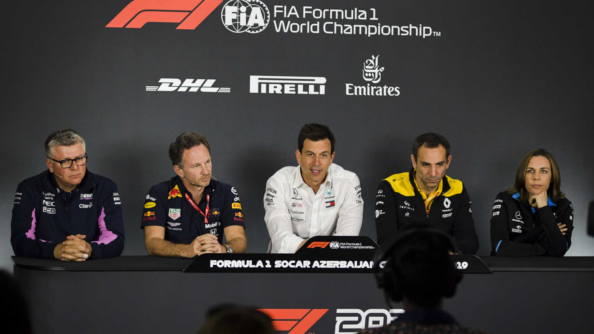 The TP GP: Who would win if the F1 team principals raced each other on track? | Formula 1®