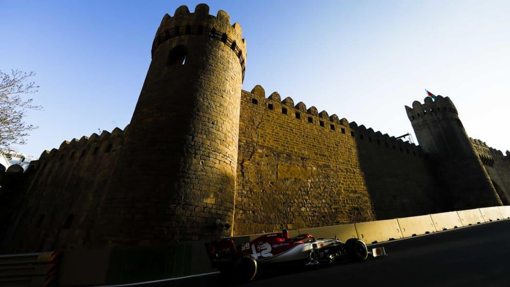 2019 Azerbaijan GP