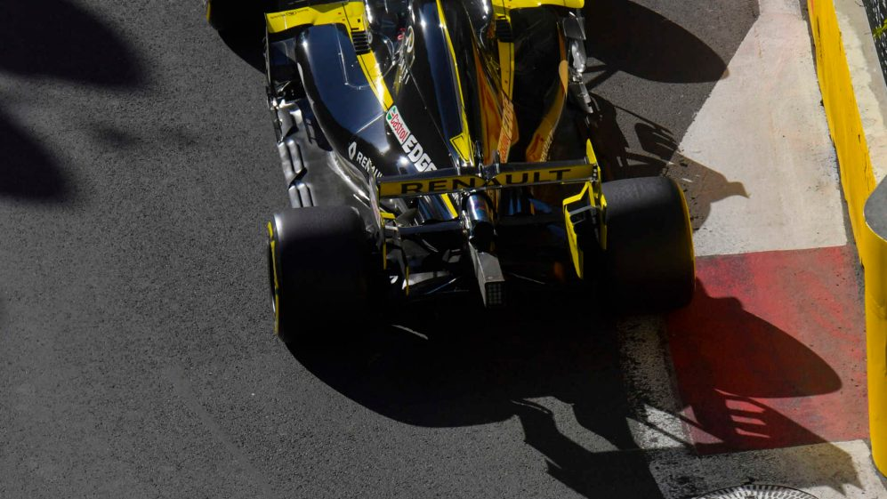 Hulkenberg to start Spanish GP from pit lane