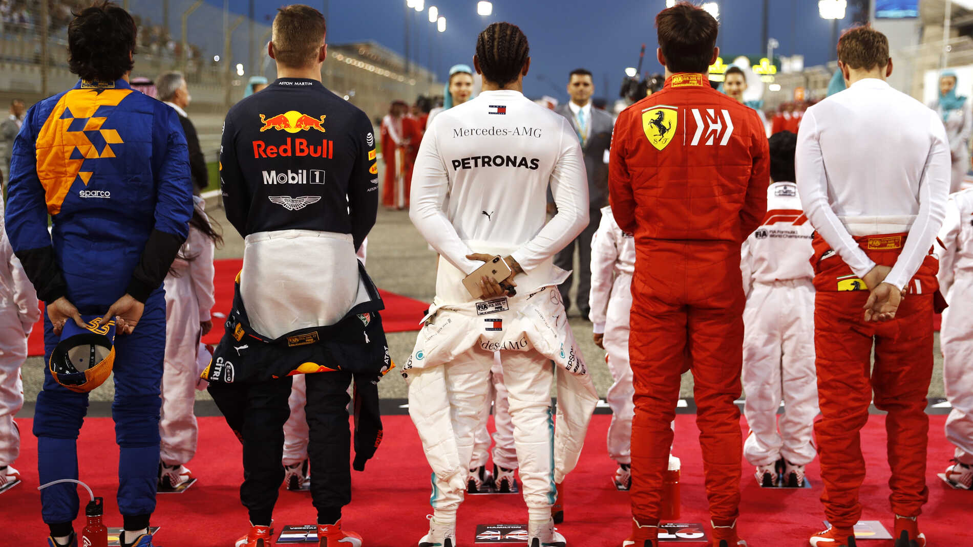 Best F1 Drivers 2019 The Top 10 F1 Drivers Of 2019 As Chosen By The Drivers Formula 1