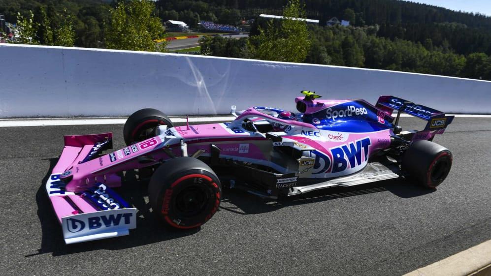 2019 Belgian GP