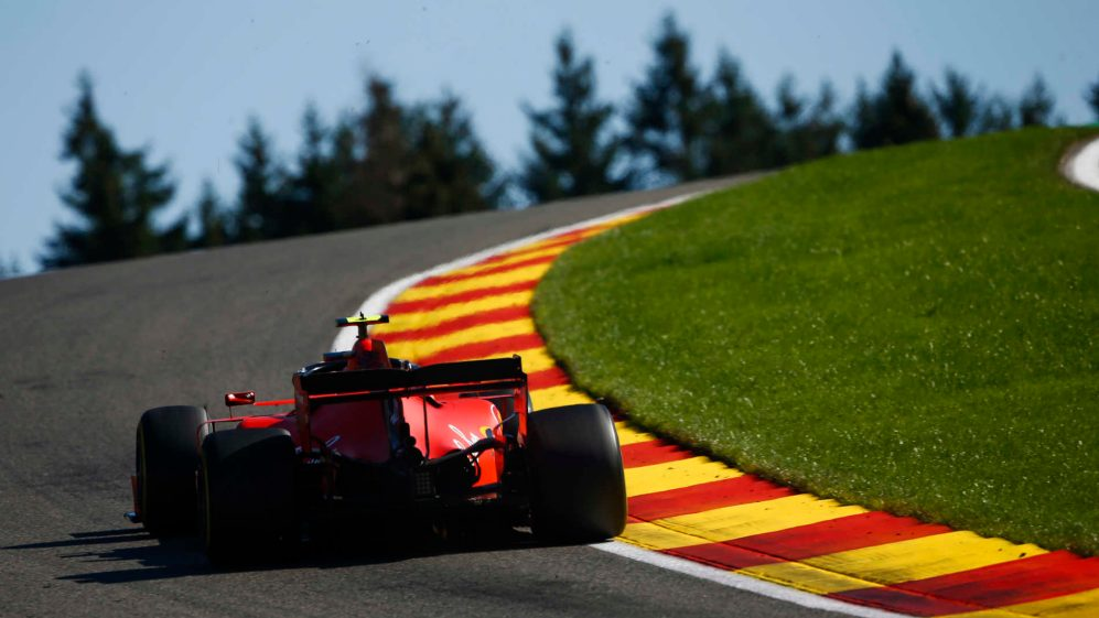 Belgian Grand Prix: Ferrari's Vettel 'not taking anything for granted' as Leclerc fears Mercedes race pace at Spa