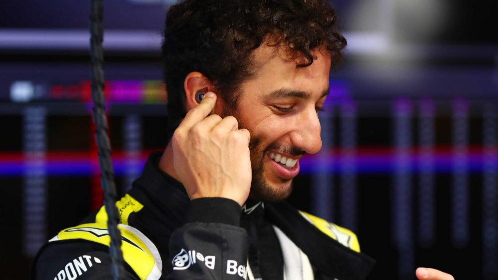 Renault avoided 'punch in the guts' by securing fifth in standings, says Ricciardo | Formula 1®