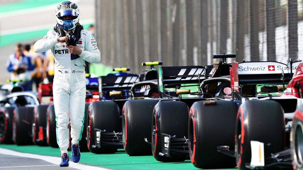 'It would have been nice to be involved' – Bottas on Brazilian GP DNF | Formula 1®