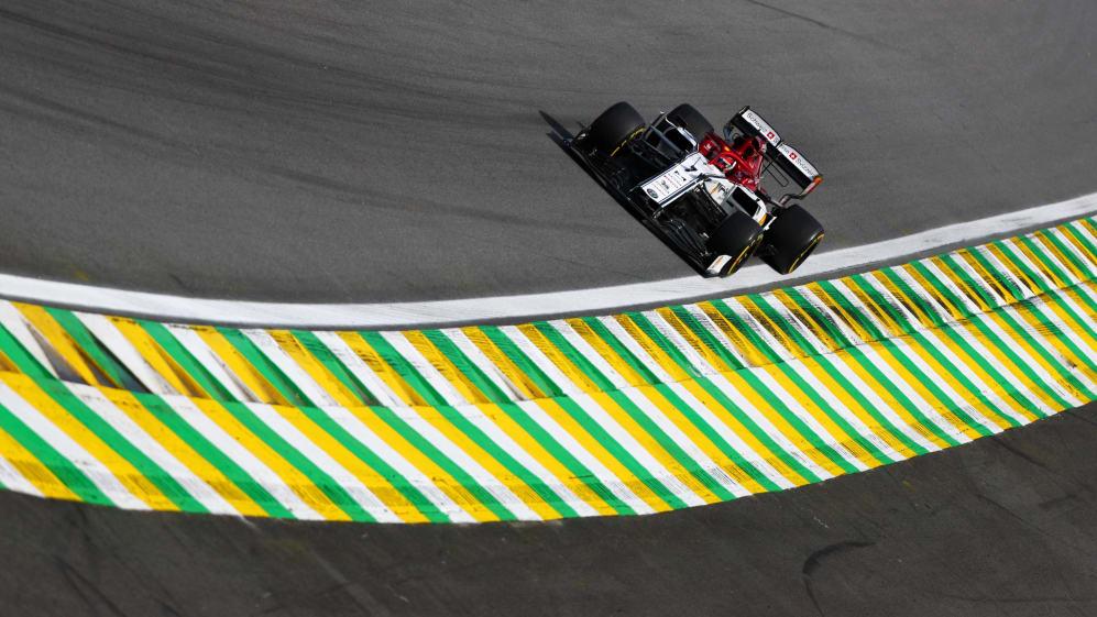 2019 Brazilian Grand Prix: Raikkonen 'disappointed' even after ending 7 race point-less drought   Formula 1®